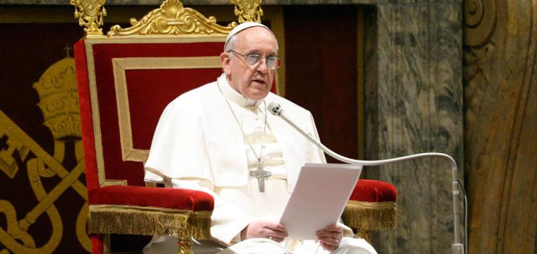 Ai membri della pontificia commissione biblica