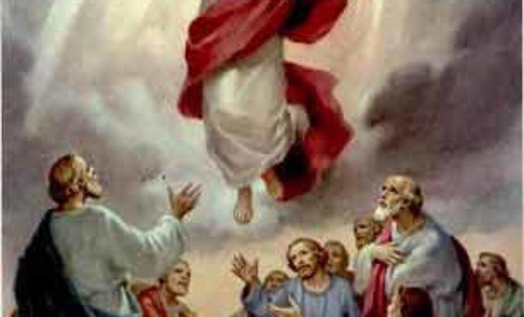 L'Ascensione di Gesù nel profondo della mia esistenza