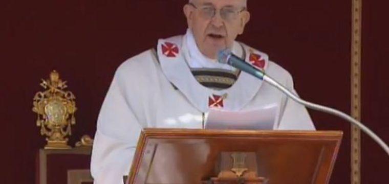 Omelia de Santo Padre Francesco