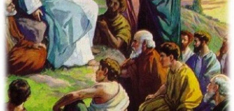 Lectio divina su Lc 9,18-20