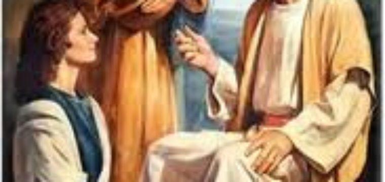 Marta e Maria, immagine del discepolo