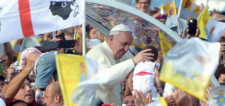 Il Papa in Sardegna a Cagliari