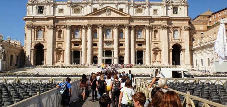 Pellegrinaggio Diocesano Giovanissimi Cresimati a Roma