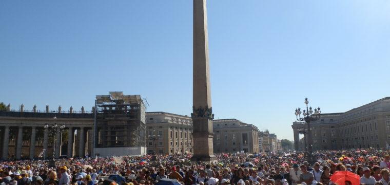 Gita a Roma da Papa Francesco (19-20 Novembre 2013)