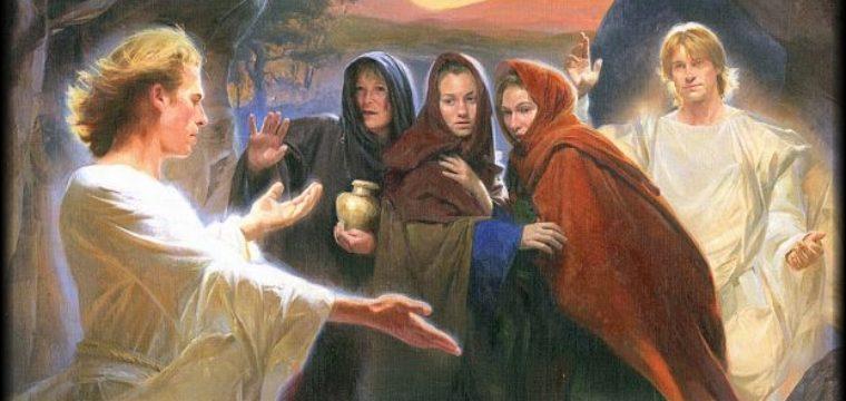 Gesù è risorto