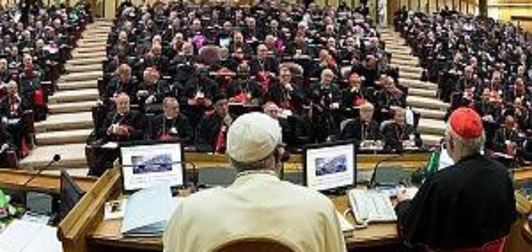 Discorso del santo padre Francesco per la conclusione del Sinodo dei vescovi