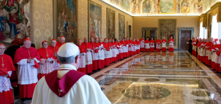 I 15 peccati della Chiesa secondo Papa Francesco
