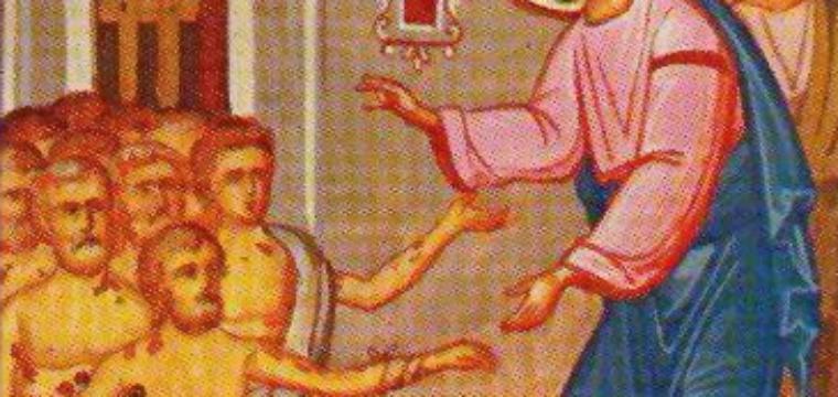 La lebbra scomparve da lui ed egli fu purificato