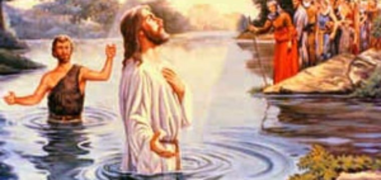Cosa significa essere battezzati?