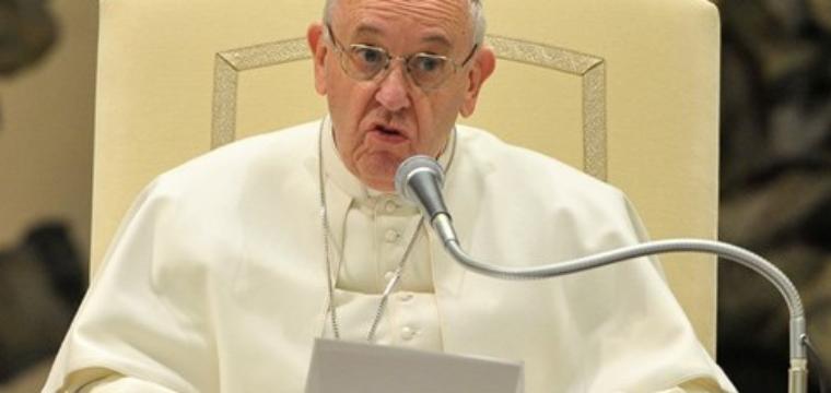 Udienza generale del Papa 20-1-2016