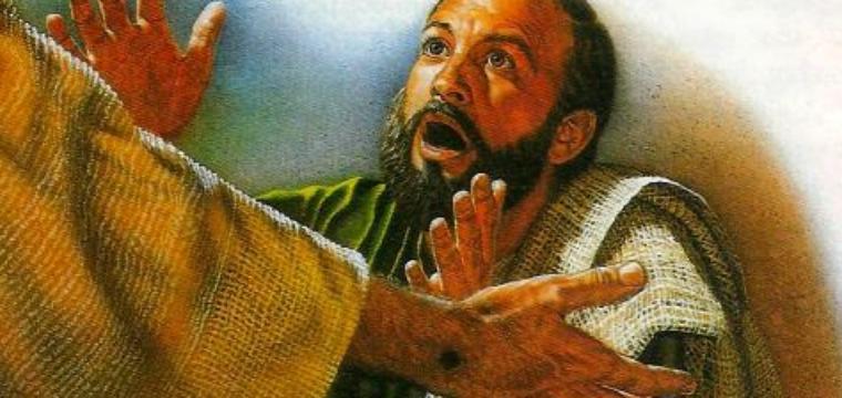 «Mio Signore! Mio Dio!»