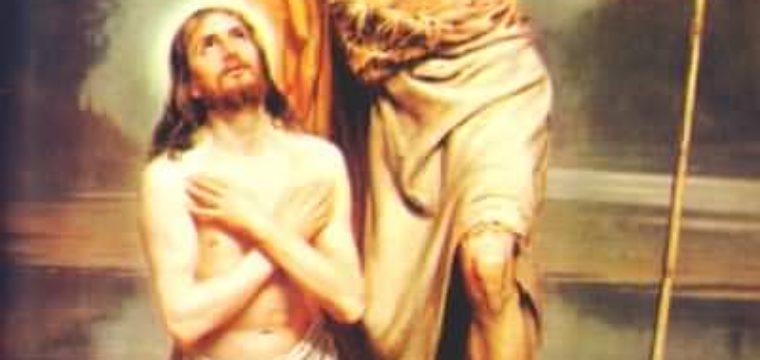 Battesimo di Gesù, il cielo si apre e nessuno lo richiuderà