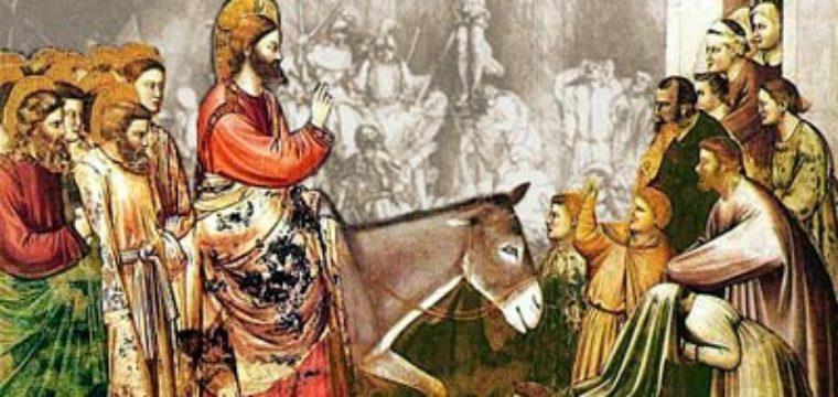 Osanna al Figlio di David