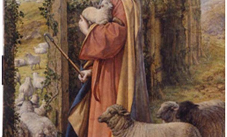 «Chi invece entra dalla porta, è pastore delle pecore»