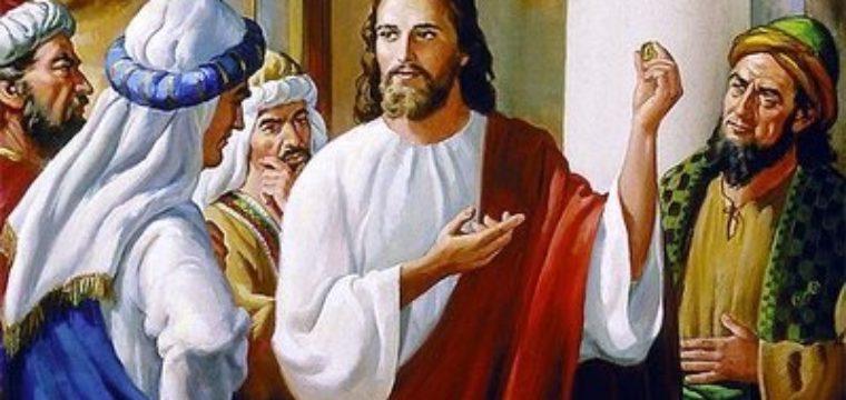Date a Cesare quello che è di Cesare e a Dio quello che è di Dio