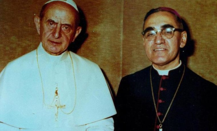 Canonizzazione dei beati Paolo VI e Oscar Arnulfo Romero