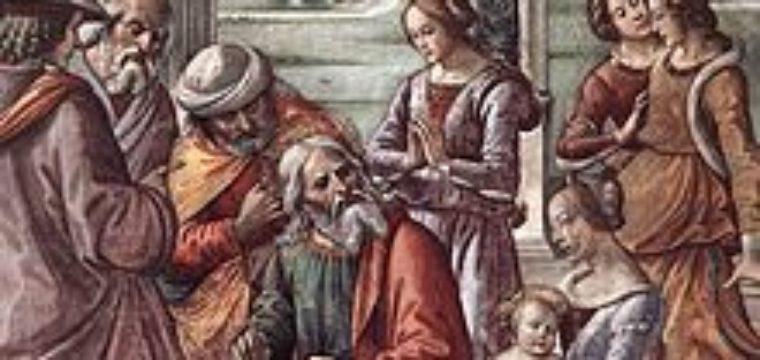 La nascita del Battista ci insegna che i figli  non sono nostra proprietà