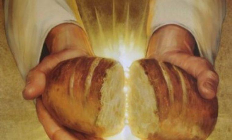 «Io sono il Pane della vita»