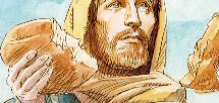 Combatte, il Signore Gesù.
