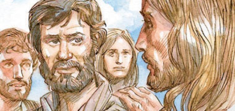 Chi sono io per te? Gesù non cerca parole ma persone