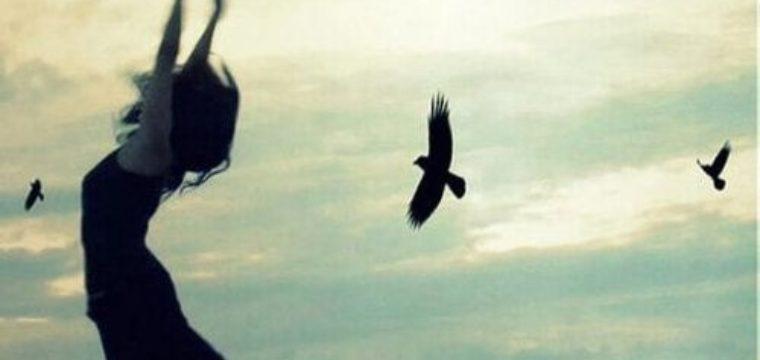 Rinunciare a ciò che ci impedisce di volare