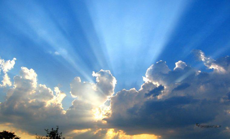 Si apre il cielo
