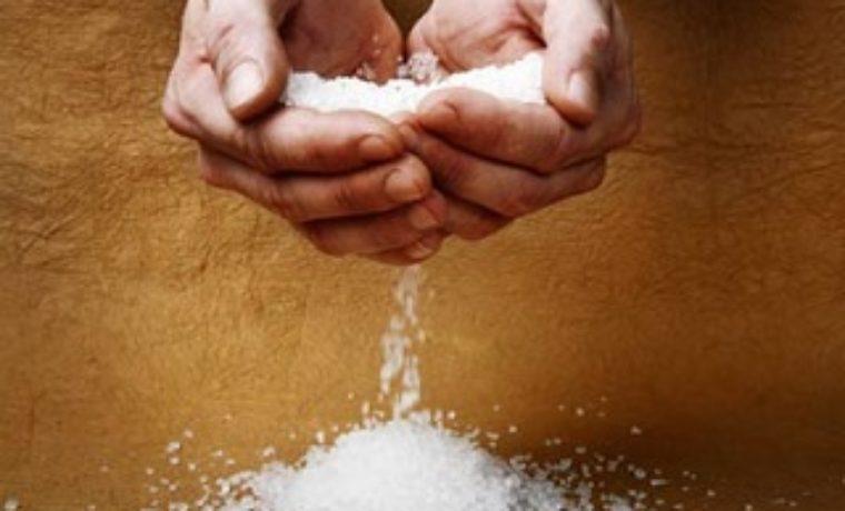 «Voi siete il sale della terra»